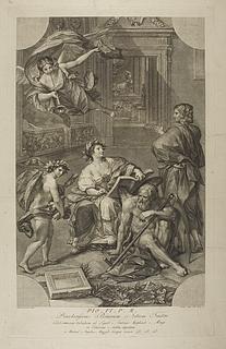 Allegori på Historien