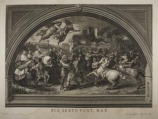 Leo den Stores møde med Attila