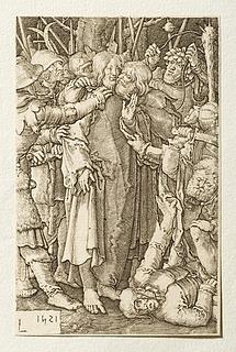 Judas forråder Kristus