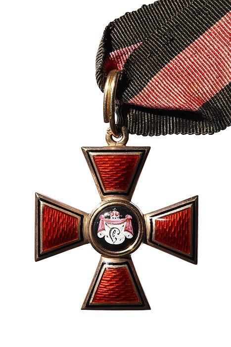 Ridderkors til den russiske Wladimirorden