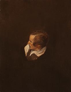 Portræt af Eduard Schleich den Ældre