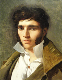 Jean-Auguste-Dominique Ingres: P. Lemoyne, 1812