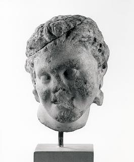 Statuette af Pan eller en satyr. Romersk