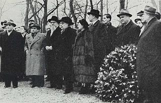 Poniatowski indvies Warszawa 1952