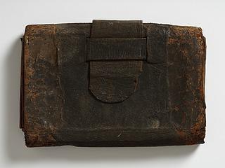 Thorvaldsens faders tegnebog