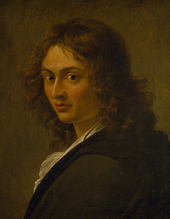 Portræt af maleren Joseph Anton Koch