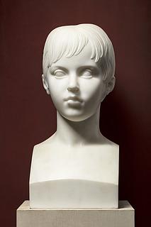 Bertel Thorvaldsen: Adrian John Hope, marmor, 1817