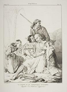 La Morte di un Guerriero Sulliotto