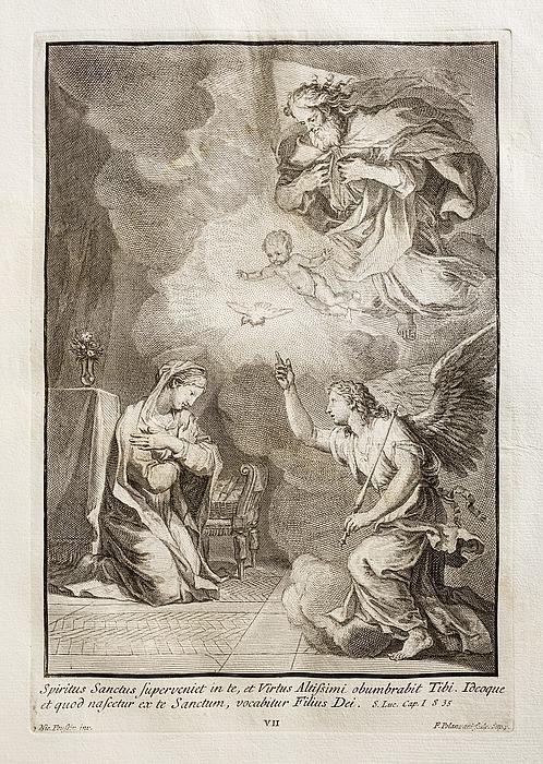 Spiritus Sanctus (Bebudelsen)