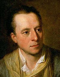 Angelika Kauffmann, Johann Joachim Winckelmann, 1764, udsnit
