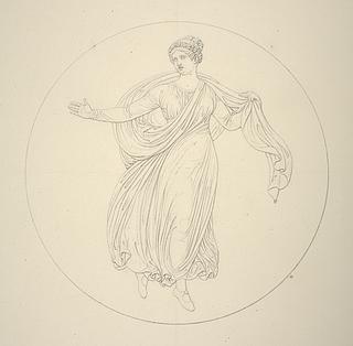 Polyhymnia, Religiøs poesis muse