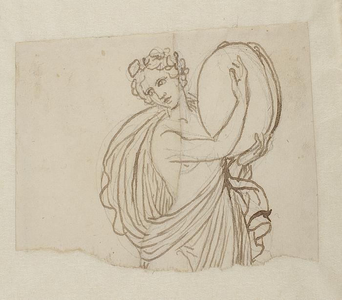 Dansende Muse, Terpsichore