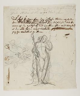 Bacchus. Priamos bønfalder om Hektors lig (?)