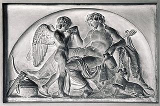 Amor og Bacchus