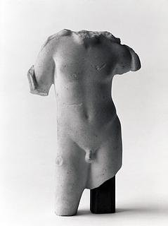 Statuette af en ung gud. Romersk
