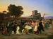 Lystighed uden for Roms mure på en oktoberaften