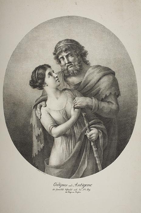 Ødipus og Antigone