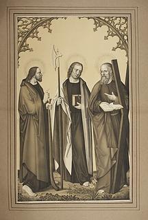 Jakob den ældre, Mathias og Andreas