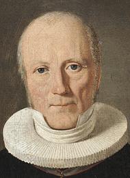Constantin Hansen: J.P. Mynster