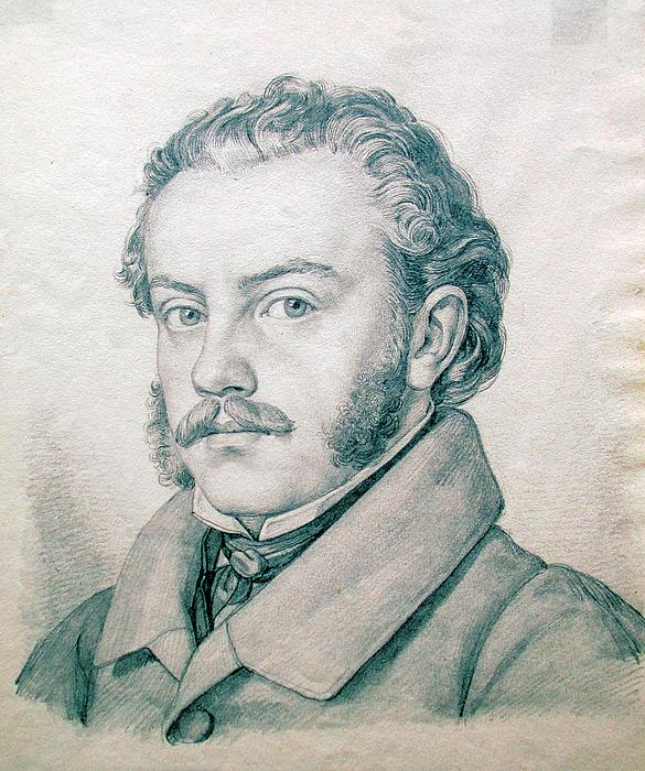 Heinrich Maria von Hess: Peder Hjort