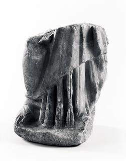 Statuette af en stående kvinde. Romersk