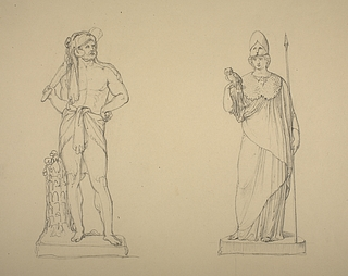 Herkules. Minerva