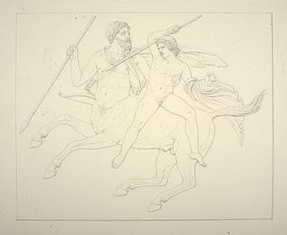 Chiron og Achilleus
