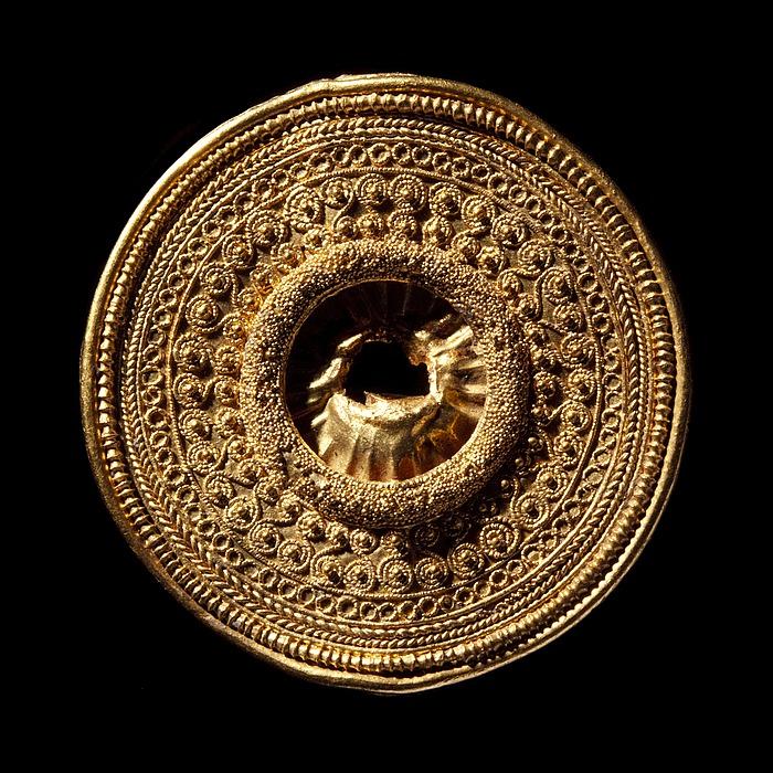 Øresmykke. Etruskisk