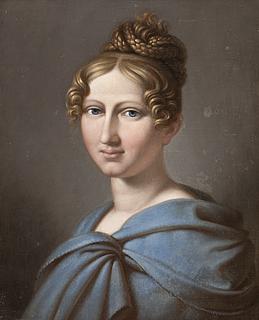J.L. Lund: Ida Brun, 1810, Bakkehusmuseet