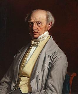 Jørgen Roed efter Wilh. Marstrand: Hans Puggaard, 1853, olie på lærred, 75 x 62 cm, privateje. Foto: Bruun Rasmussen Kunstauktioner A/S