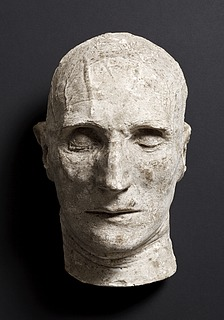 Ercole Consalvi, dødsmaske