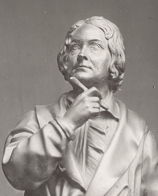 Alessandro Puttinati: Portræt af Thorvaldsen