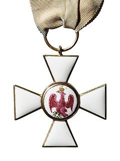 Ridderkorset til den prøjsiske røde ørns orden