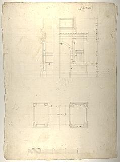 Titusbuen, opstalter og grundplan