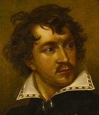 Portræt af Ludwig 1. af Bayern som kronprins