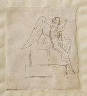 Englen på Jesu sarkofag