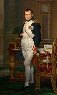 Jacques-Louis David: Napoleon som rådgiver, 1810