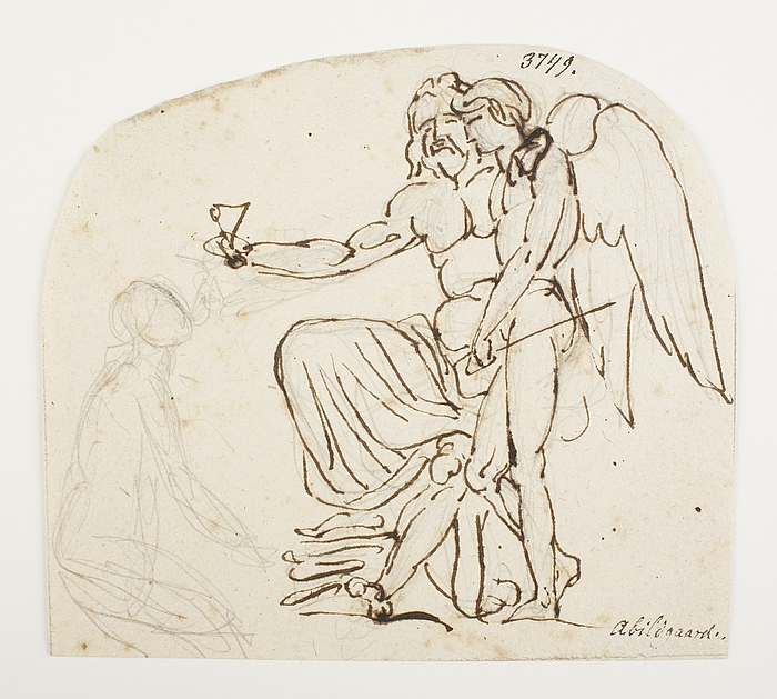 Jupiter, Amor og Psyche