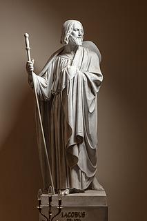 Jakob den Ældre, marmor, Vor Frue Kirke