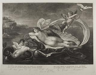 Venus på en muslingeskal