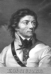 Antoni Oleszczyński (1794–1879): Tadeusz Kosciuszko