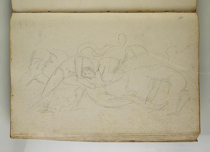 Achilleus' død