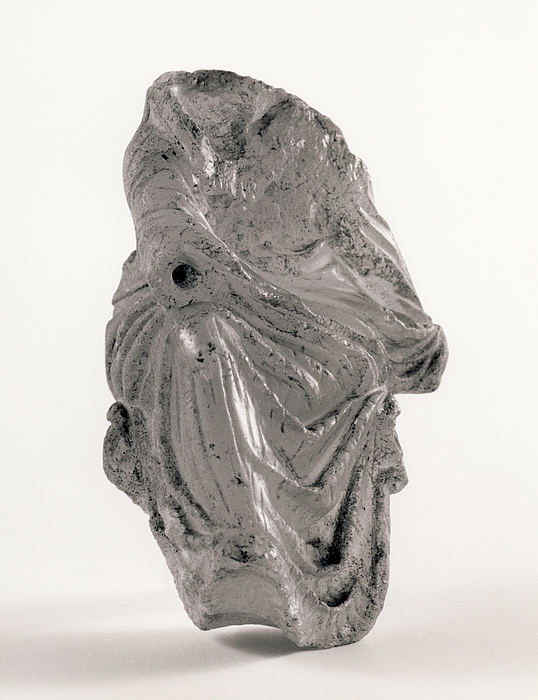 Statuette af Tyche. Romersk