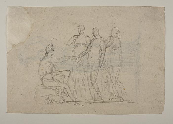 Paris og de tre gudinder