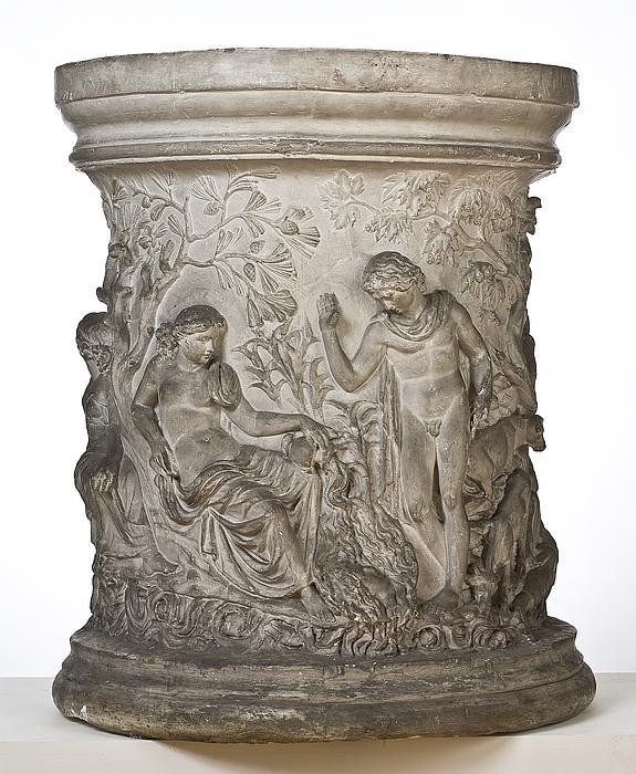 Narcissus og nymfer der trækker Hylas