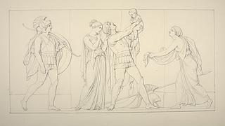 Hektor og Andromache