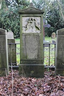 Schouws gravmæle på Assistens Kirkegård