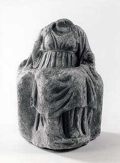 Statuette af en gudinde. Romersk