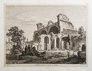 Tempio della Pace a Roma