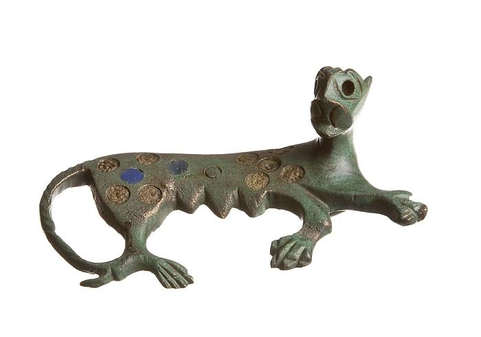 Broche i form af en panter. Romersk